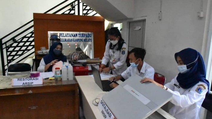 Jakarta Timur Buka Layanan Restorasi dan Digitalisasi Dokumen Kependudukan Warga Korban Banjir
