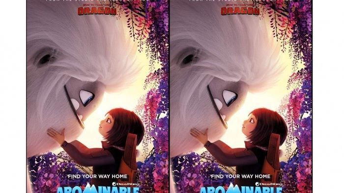 Tayang di Bioskop, Simak Trailer & Sinopsis Abominable, Film Anak Tentang Hewan yang Legendaris