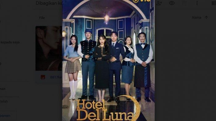 Ini Rekomendasi Drakor untuk Ditonton Akhir Pekan, Moon Lovers: Scarlet Heart Ryeo & Hotel del Luna