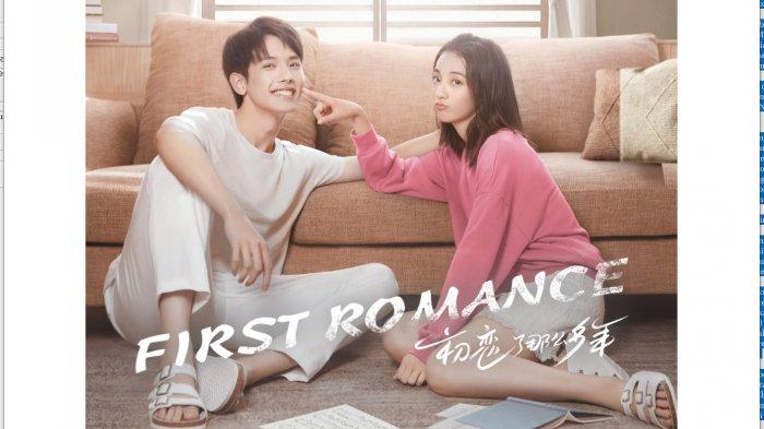 Poster First Romance