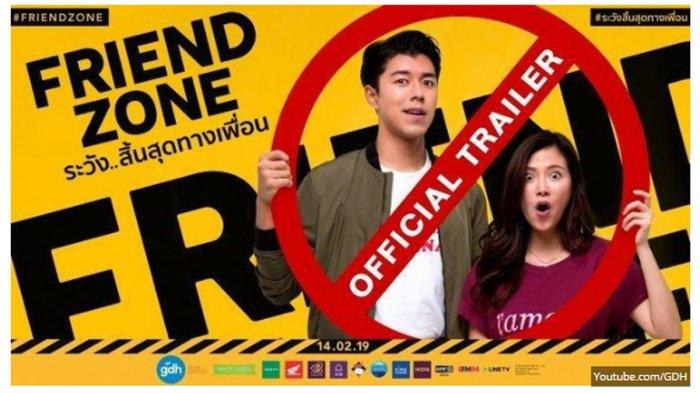 Simak Sinopsis Film Thailand Friend Zone, Berkisah Tentang Sebuah Hubungan Tanpa Kepastian