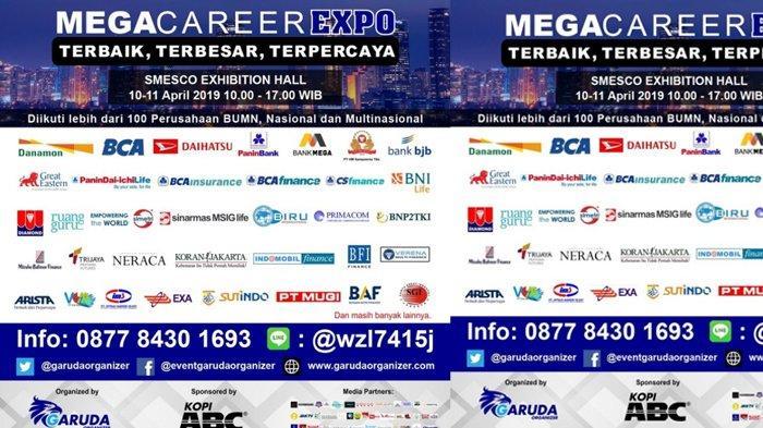 Tinggal Besok, 100 Perusahaan Buka Lowongan Kerja di Mega Career Expo Jakarta
