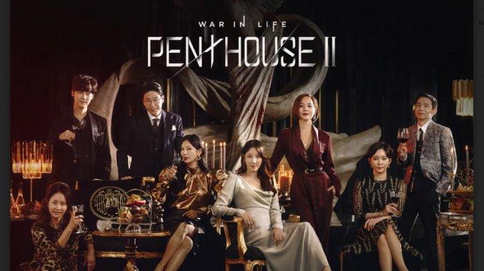 6 Fakta Trio Hera Palace di The Penthouse 2, dari Penghargaan hingga Kesibukan para Pemain