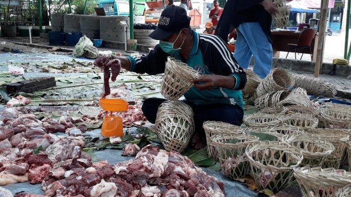 Tempat Pemotongan Hewan Kurban di Ciracas Berkurang 20 Persen Akibat Pandemi Covid-19