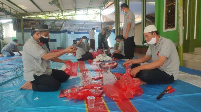 Masjid Sunan Kalijaga TMII Sembelih Puluhan Hewan Kurban pada Iduladha Tahun Ini