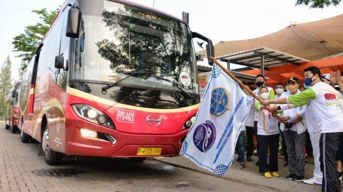 Buka Rute Baru Jababeka-Blok M-Kota, PPD Sediakan Bus Dilengkapi Bagasi Sepeda Lipat