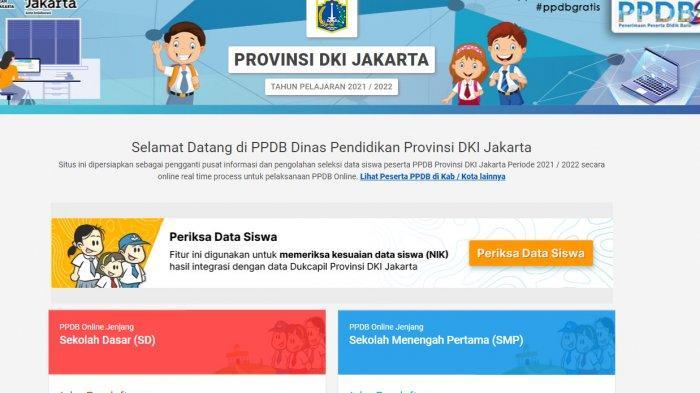 Besok Terakhir, Ini Tata Cara Lapor Diri PPDB DKI Jakarta untuk Jalur Prestasi