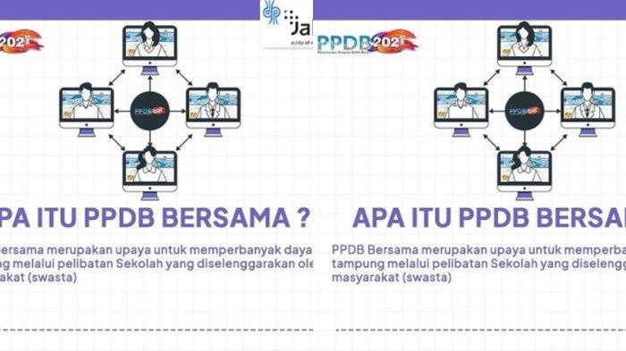 PPDB Bersama DKI Jakarta 2021