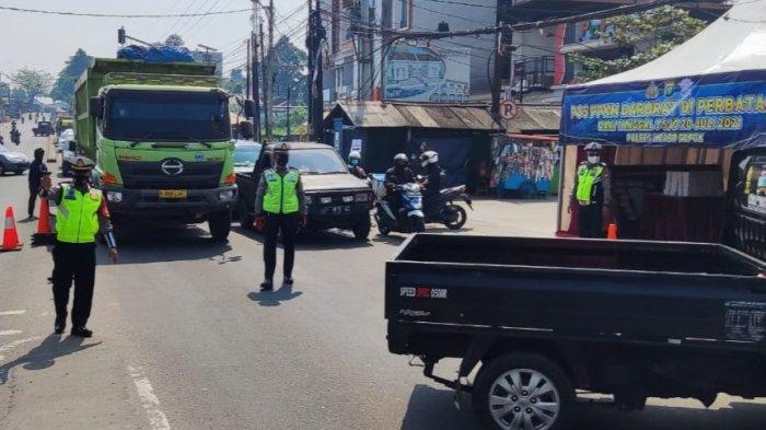 Dishub Kota Tangerang Keluarkan Skema Operasional Transportasi Umum Selama PPKM Darurat