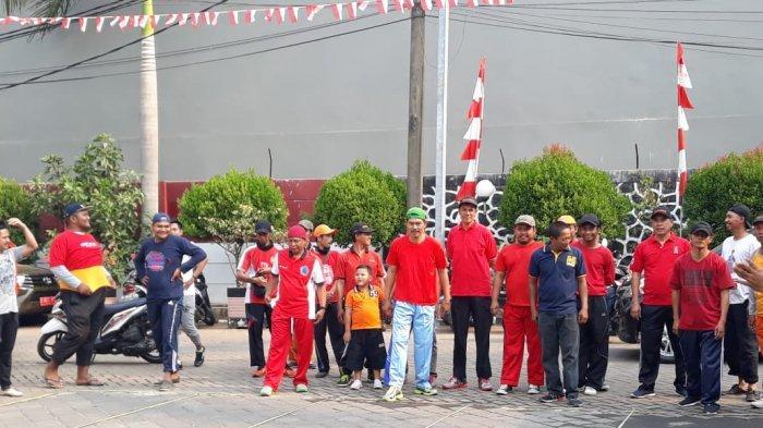 Kelurahan Cipayung Jakarta Timur Gelar Berbagai Macam Lomba Bagi ASN, PJLP dan PPSU