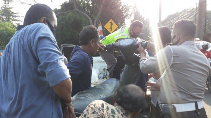 Anggota PPSU Kelapa Dua Wetan Tewas Terlindas Truk di Cipayung