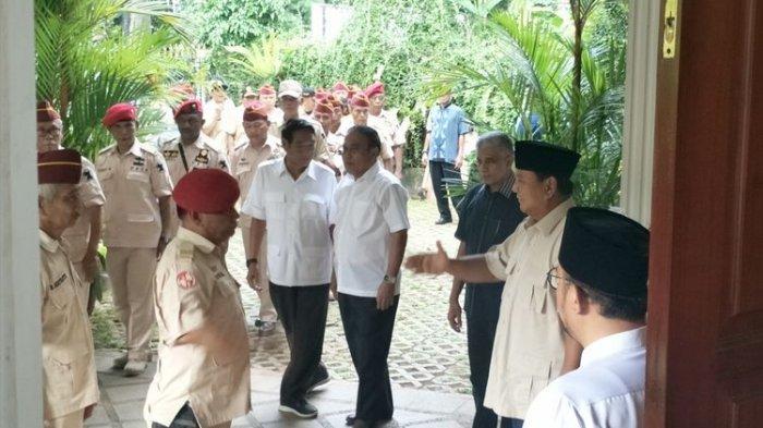 Prabowo Subianto Akan Tanggapi Sengketa Perkara Hasil Pilpres di Kertanegara