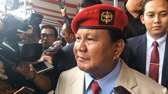 Prabowo Tak Bakal Bawa Hasil Pemilu ke MK, TKN : Hormati dan Terima Pilihan Rakyat