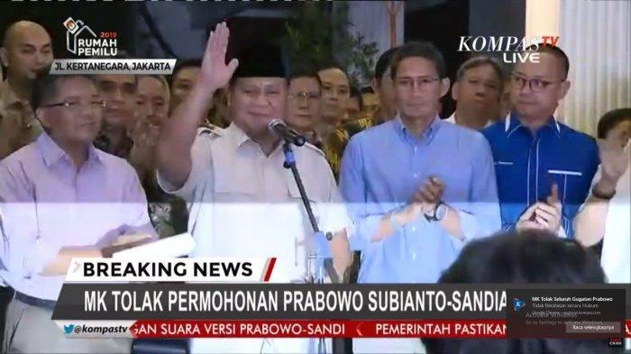 Prabowo Konfirmasi Akan Bertemu Jokowi: Insya Allah Nanti Diatur