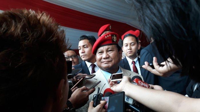 Jika Terpilih Jadi Presiden Prabowo Siap Tambahkan Anggaran untuk TNI