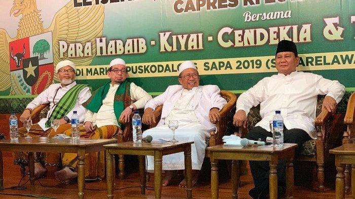 Di Mojokerto, Prabowo Mengapresiasi atas Dukungan PKS dan Umat Islam