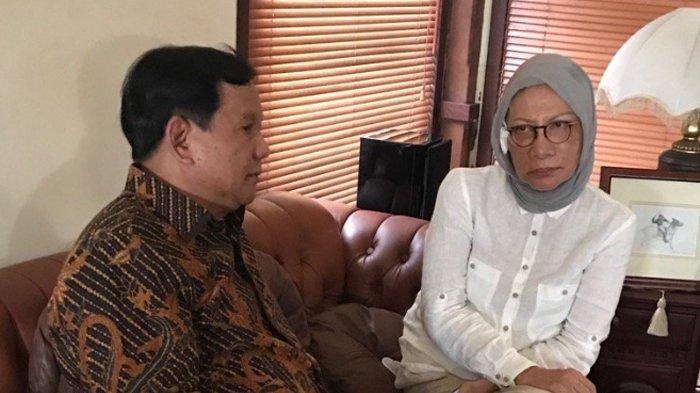 Mundur dari Tim Pemenangan Prabowo-Sandiaga Uno, Ratna Sarumpaet: Saya Akan Tetap Berjuang