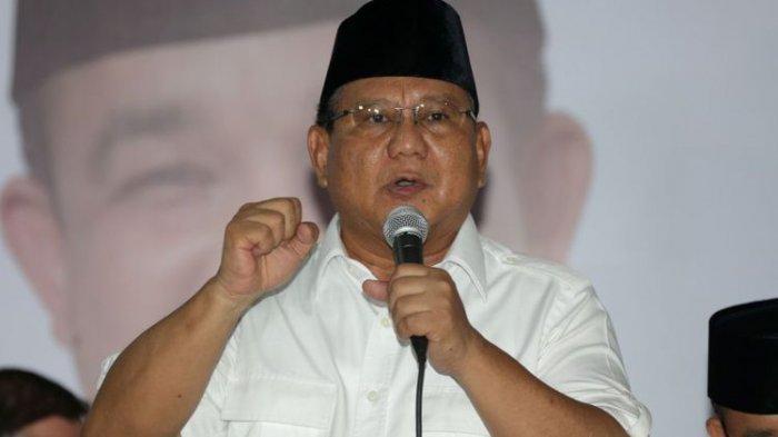 Prabowo Bakal Konsultasi dengan Tim Hukum Soal Kemungkinan Tempuh Langkah Konstitusional Lain