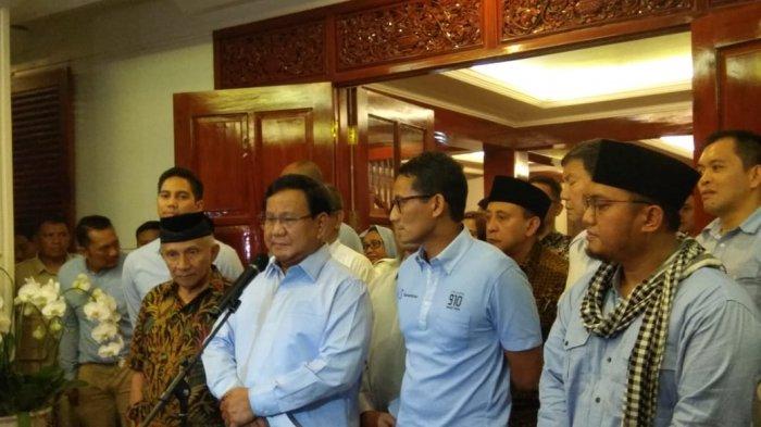 Ini Alasan Prabowo Sangat Terusik Saat Dengar Kabar Penganiayaan Ratna Sarumpaet