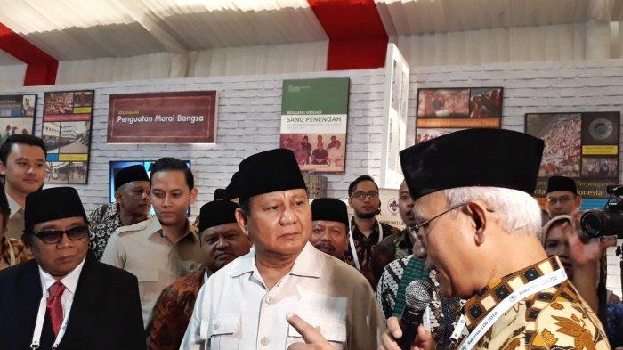 Rupiah Terus Melemah, Prabowo Subianto: Kita Tambah Miskin