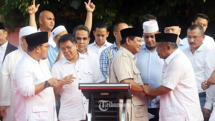 Prabowo: Saya Akan Jadi Presiden Rakyat Indonesia, Tidak Akan Ada Lagi Orang Lapar