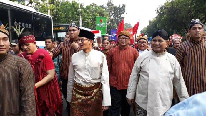 Mengaku Timnya Unggul di 3 Provinsi, Jubir Prabowo-Sandiaga Sebut Belum Termasuk Faktor Reuni 212