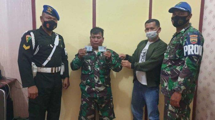 Ngegas Saat Ditanya, Prajurit TNI AD Gadungan: Ngapain Ditanya-tanya Kita Sama-sama Tentara