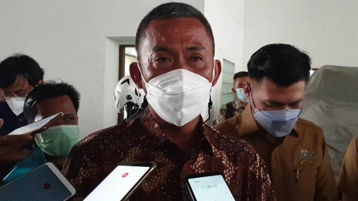 Ketua DPRD DKI Prasetyo Edi Marsudi saat ditemui di Balai Kota Jakarta, Senin (18/1/2021).