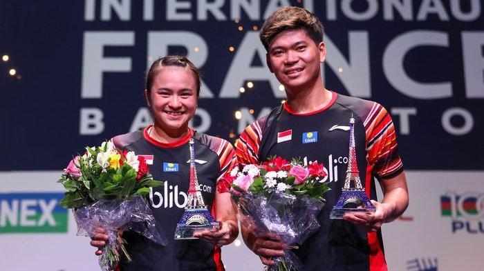 Hasil BWF World Tour Finals 2019: Kalah Lagi, Praveen/Melati Pulang Tanpa Pernah Menang
