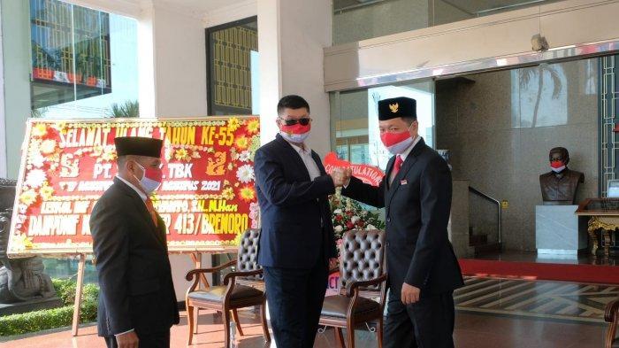 Presiden Direktur PT Sritex Iwan Setiawan Lukminto