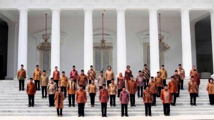 Presiden Jokowi Diyakini Pertahankan Tokoh Parpol yang Profesional Kembali Menjabat Menteri