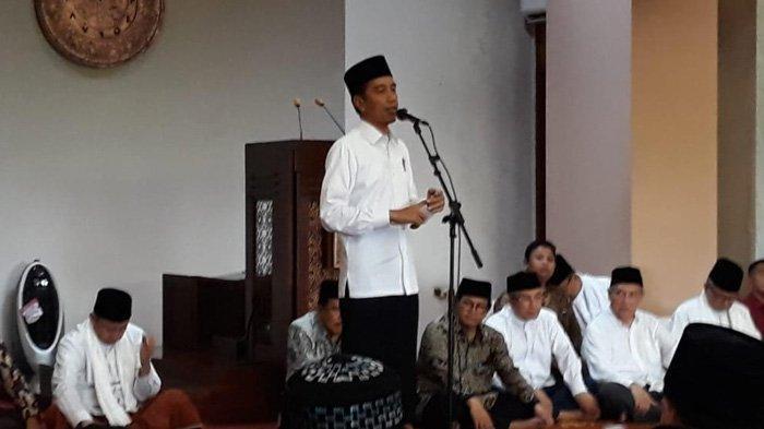 Diisukan Antek Asing, Jokowi Minta Masyarakat Demo Mendukung Dirinya