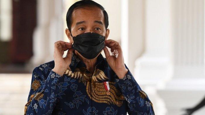 LIVE STREAMING Jokowi Umumkan Perkembangan Nasib PPKM Darurat