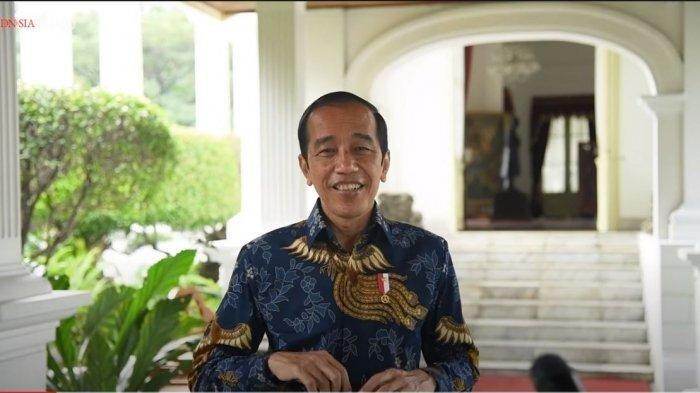 BEM UI Unggah 'The King of Lip Service', Curhat Jokowi Dibilang Bebek Lumpuh Sampai Bapak Bipang