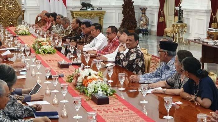 Syarat Dialog Terbuka BEM se-Indonesia dengan Jokowi  Dinilai untuk Jaga Marwah Perjuangan