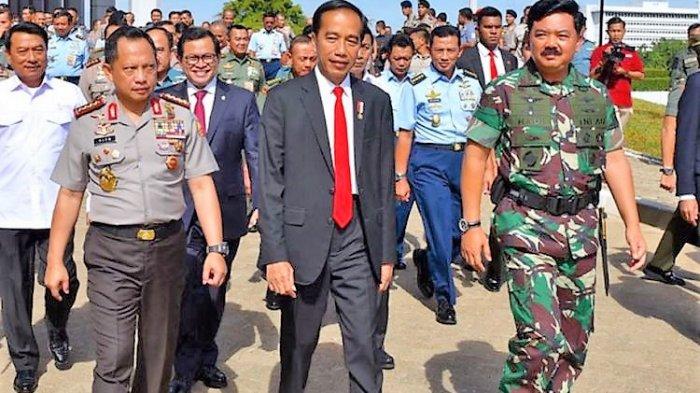 Penjagaan Ketat Jelang Pelantikan Presiden, Ini Wilayah Jadi Konsentrasi Pengamanan di Ibu Kota