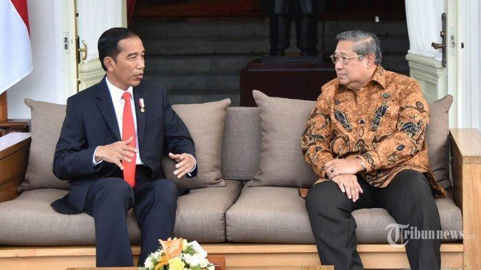 Amien Rais Curiga Skenario Jabatan Presiden 3 Periode, Arief Poyuono: Bisa El Clasico SBY Vs Jokowi