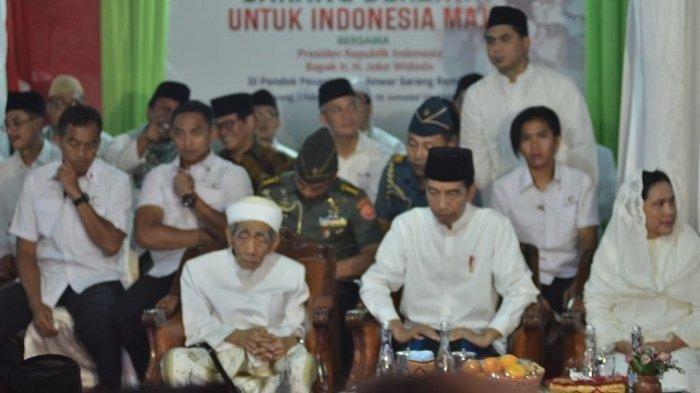 Romahurmuziy 'Ralat' Doa Mbah Moen yang Sebut Nama Prabowo, Sudjiwo Tedjo: Doakan 1 Hatinya 2
