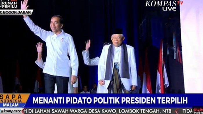 Jokowi Masih Pertimbangkan Untung-Rugi Ajak Oposisi Gabung