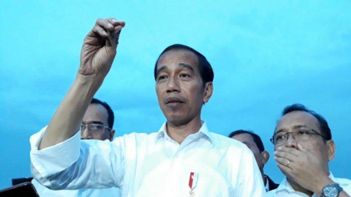Maruf Amin Sempat Diantar Jokowi Sebelum Debat Cawapres