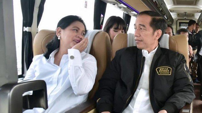 Bakal Jadi Ibu Negara Kedua Kalinya, Intip Gaya Riasan Wajah Iriana Jokowi Jelang Pelantikan