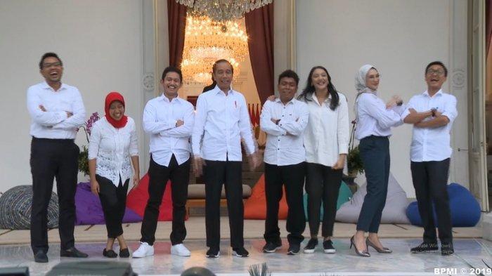 Ini Bocoran Gaji Staf Khusus Presiden Jokowi, Dari Putri Tanjung Hingga Pendiri Ruang Guru