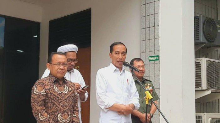 Pelaku Penyiram Air Keras ke Novel Baswedan Ternyata Polisi Aktif, Ini Tanggapan Presiden Jokowi
