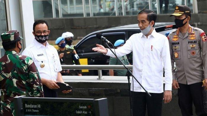 Fraksi PKS DKI Minta Jakarta Jangan Buru-buru New Normal, Gerindra DKI M Taufik Sepakat Jokowi