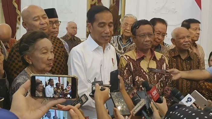 Dukung Langkah Erick Thohir Pecat Dirut Garuda Indonesia, Jokowi Tegas: Jangan Main-main!
