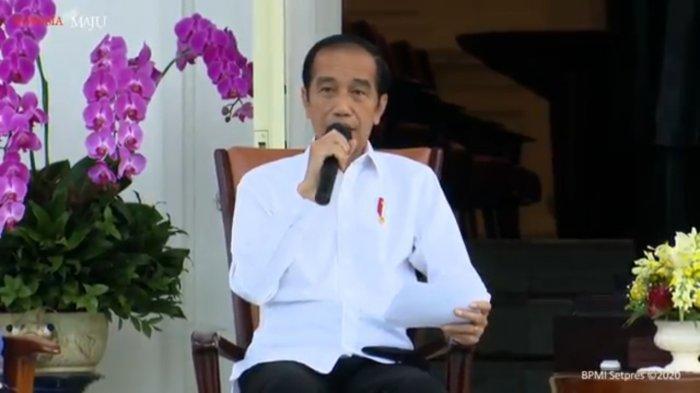 Ditunjuk Jokowi, Tanggapan 6 Menteri Baru Ini Beragam Mulai dari Kaget hingga Ibaratkan Wasit Tinju
