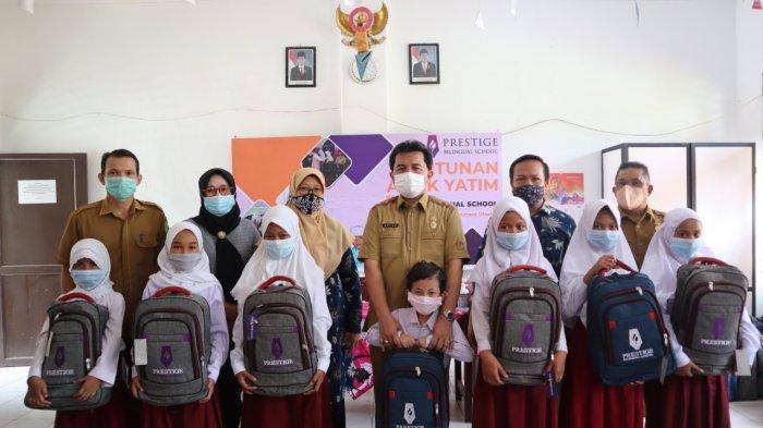 Sambut Ramadan, Prestige Bilingual School Santuni Anak Yatim