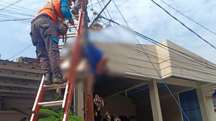 Niat Perbaiki Lampu Jalan, Pria di Bekasi Tewas Tersengat Listrik