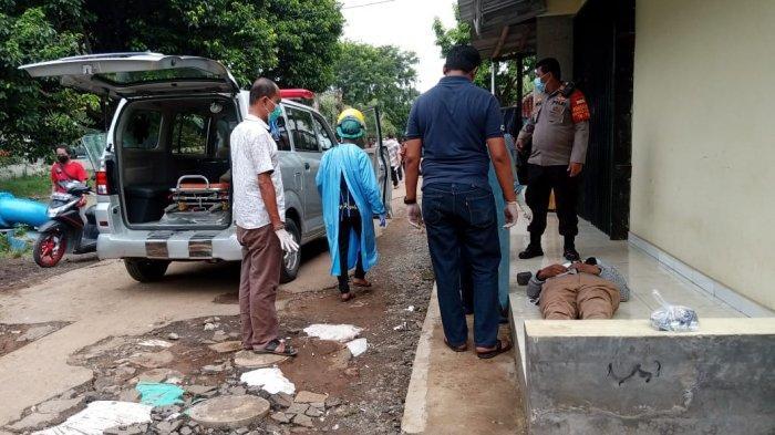 Pria di Tangerang Mendadak Meninggal Dunia, Saksi: Terjatuh Setelah Memegang Perut
