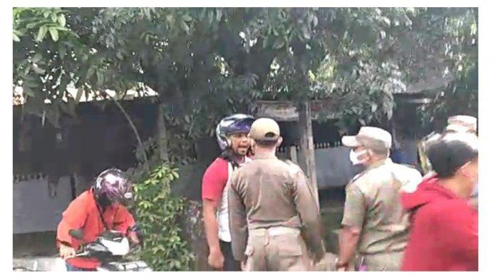 Satpol PP Bakal Panggil Pemotor yang Sesumbar Tak Takut Covid-19 di Cibubur